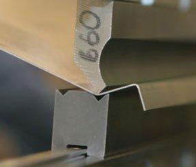 Заказать Гибка листового металла