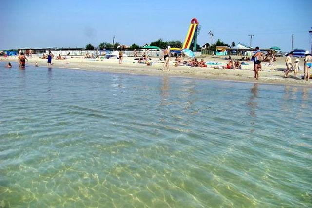Заказать Летний отдых на Азовском море