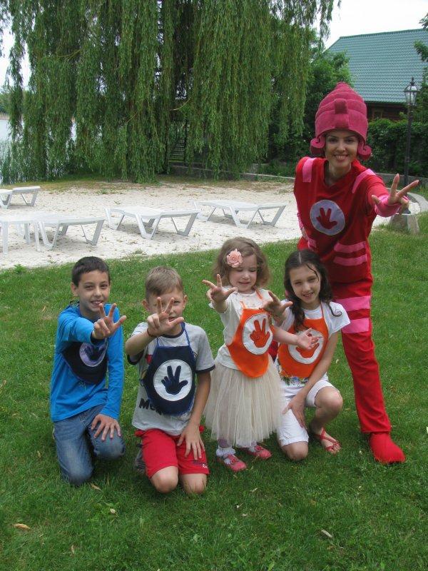 Заказать Детские аниматоры Кировоград