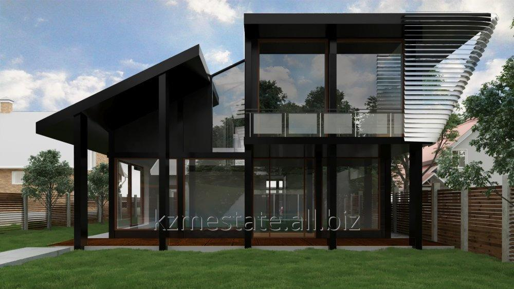 Комплексное строительство домов.