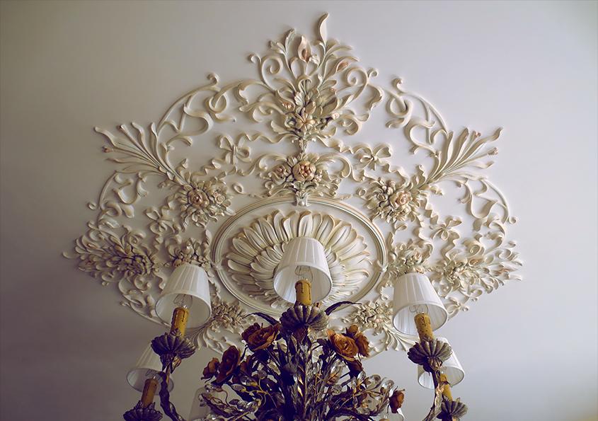 Заказать Изготовление лепного декора и архитектурных элементов из гипса, стеклофибробетона, полимербетона.