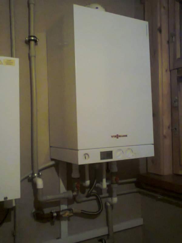 Заказать Установка электрического котла до 28 кВт