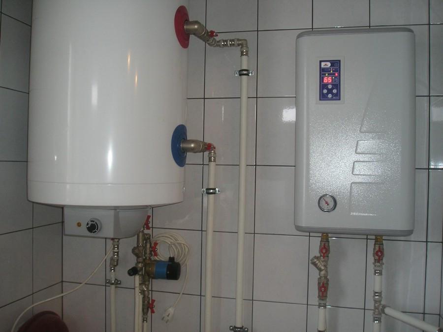 Заказать Установка электрического котла свыше 28 кВт
