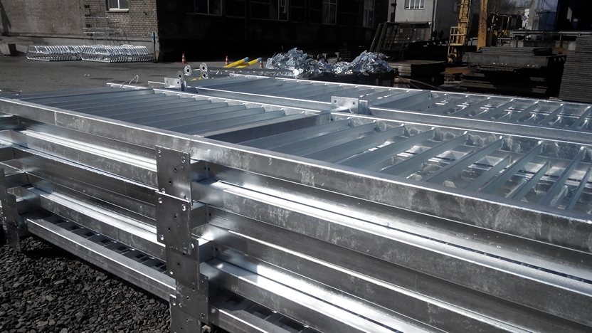 Заказать Горячее цинкование металлоизделий и металлоконструкций