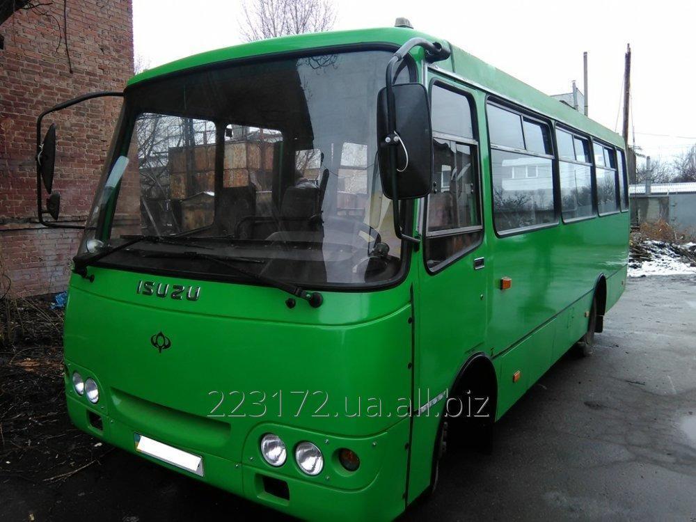 Заказать Кузовной ремонт автобусов Богдан