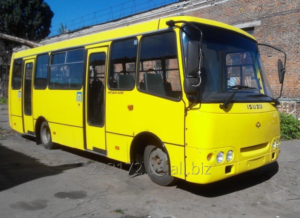 Заказать Ремонт автобусов Богдан.