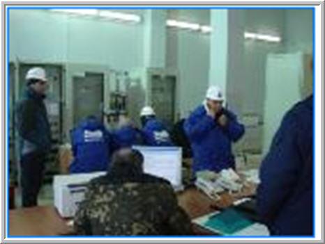 Заказать Обучение персонала электроэнергетических объектов