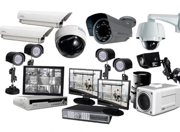 Заказать Монтаж видеонаблюдения и электроприборов