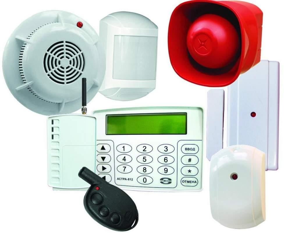 Заказать Проектирование системы охранной и пожарной сигнализации