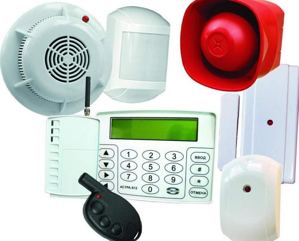 Заказать Техническое обслуживание охранной сигнализации