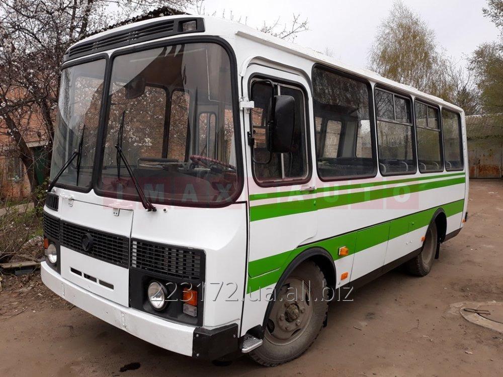 Заказать Кузовной ремонт автобусов ПАЗ