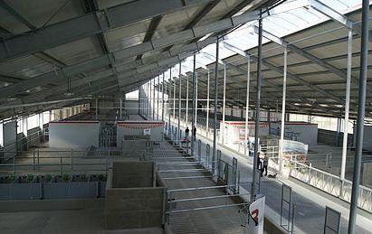 Заказать Строительство молочно-товарных комплексов