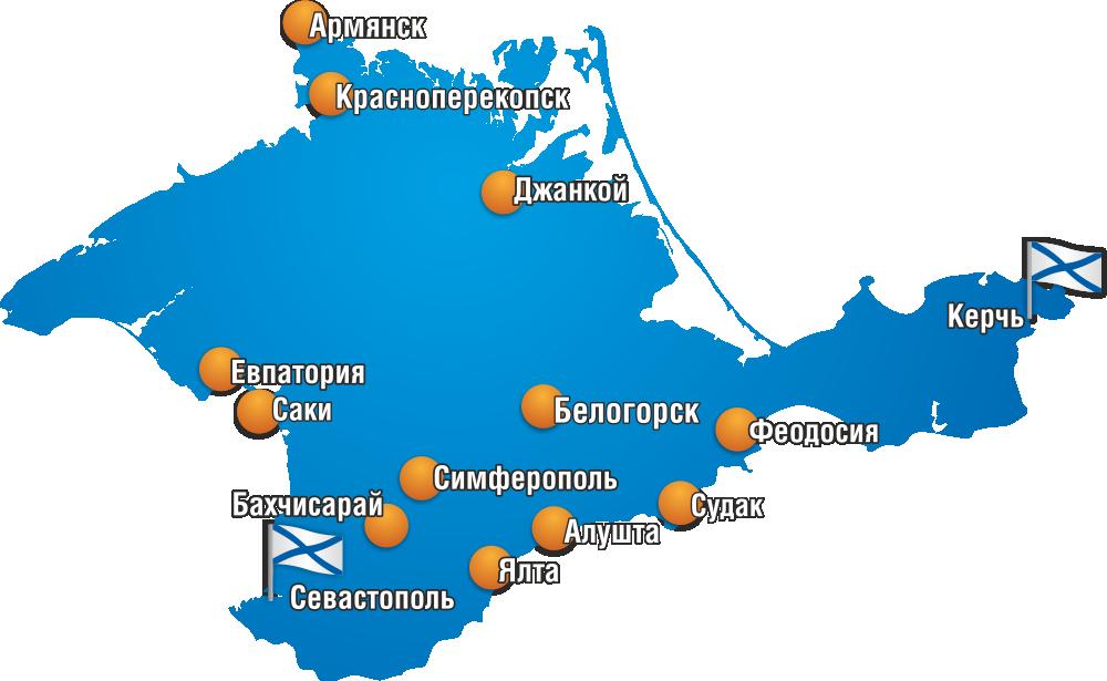 Грузоперевозки Крым-Украина