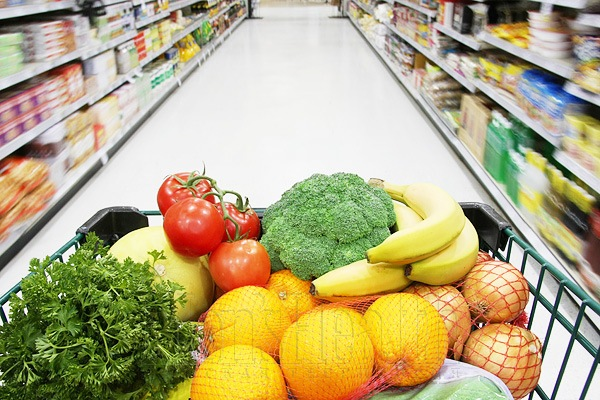 Доставка на супермаркет