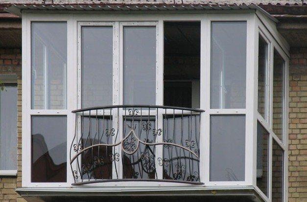 Заказать Французский балкон
