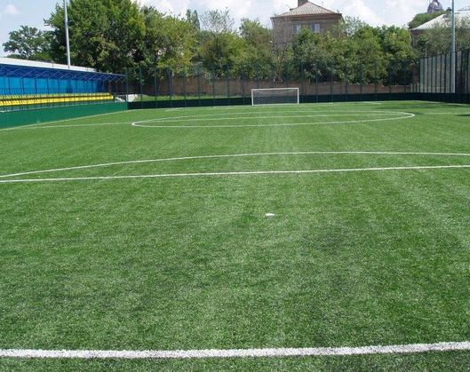 Заказать Строительство мини-футбольных площадок