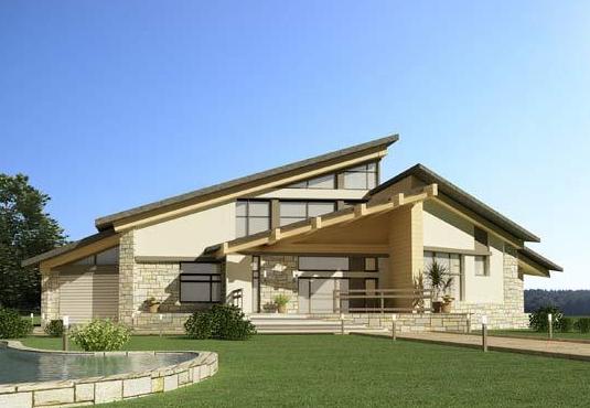 Заказать Строительство домов и коттеджей