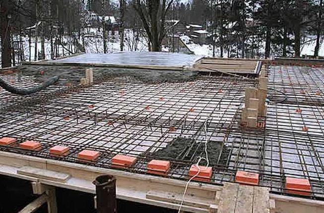 Заказать Проектирование, изготовление и монтаж межэтажных перекрытий