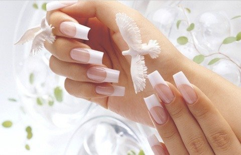 Заказать Гелевое наращивание ногтей, покрытие Shellac (гель- лаком)