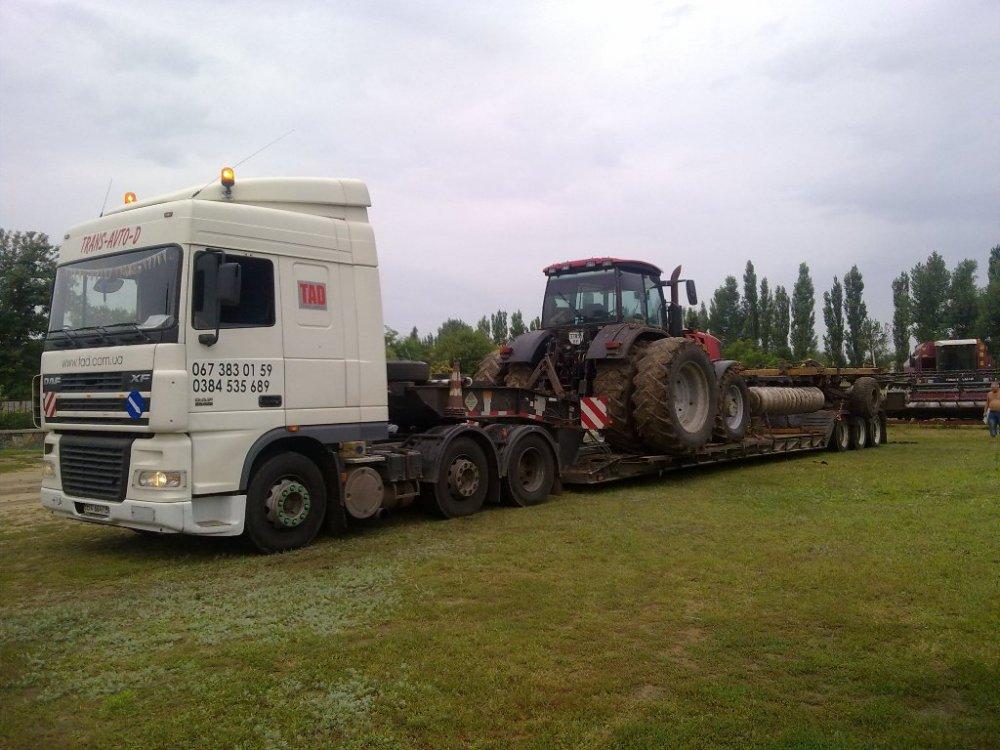Order Oversized cargo transportation Ukraine-Russia