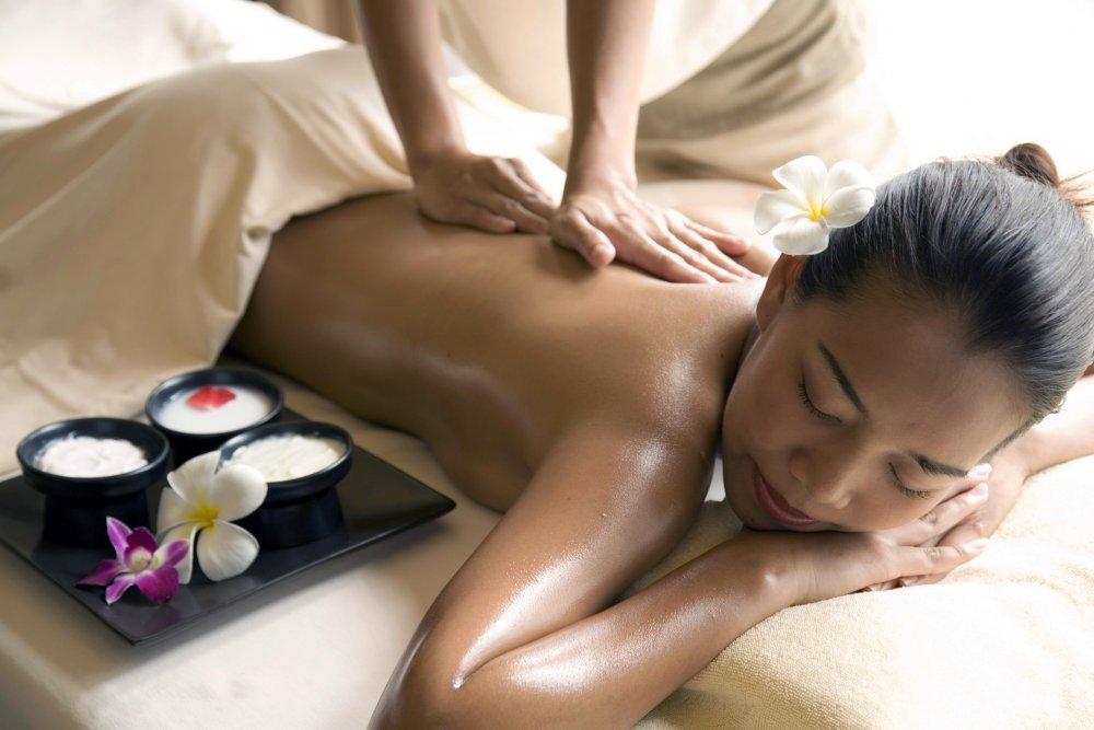 Заказать Релаксуючий масаж