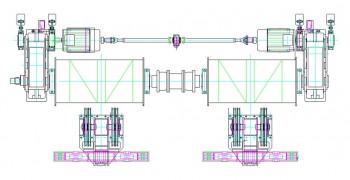 Заказать Установка контроллеров работы электродвигателя
