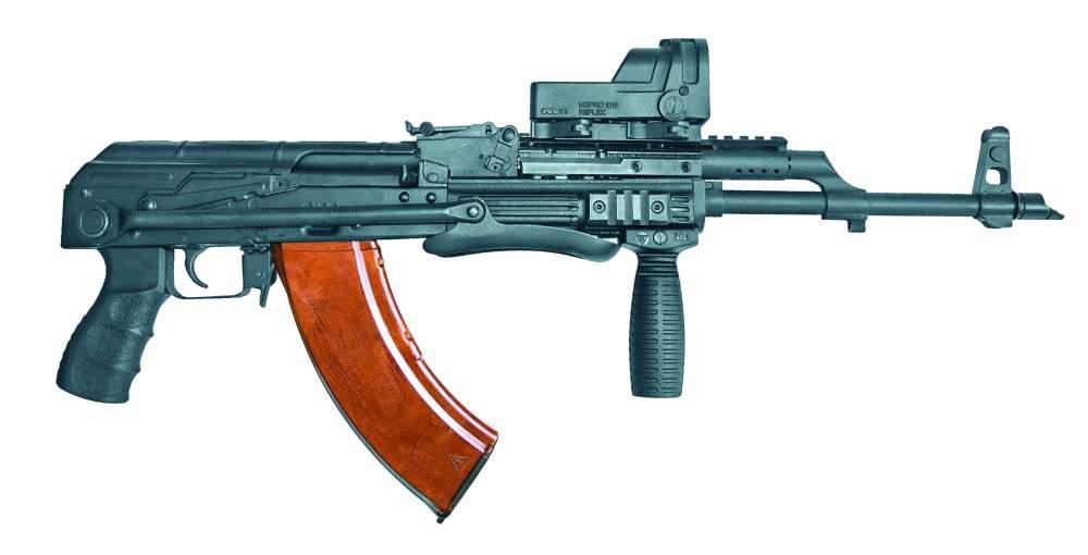 AKMS-F submachine gun caliber 7,62х39