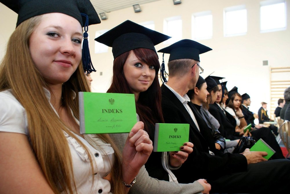 Заказать Вища освіта в Польщі