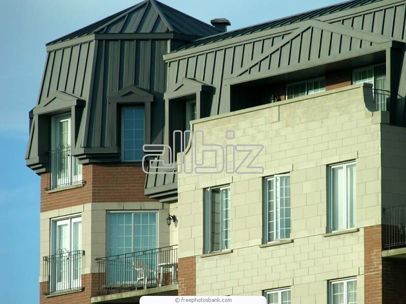 Заказать Абразивная очистка фасадов под высоким давлением