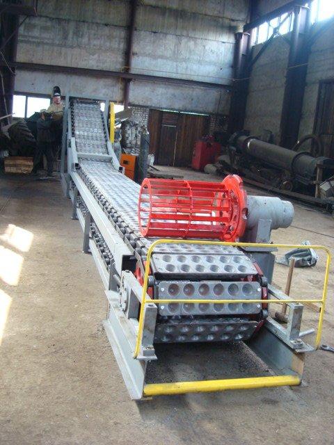 Заказать Изготовление конвейеров, машин для разливки металла по техзаданию заказчика