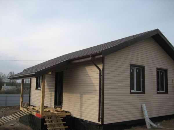 Заказать строительство каркасных домов, коттеджей по договорной