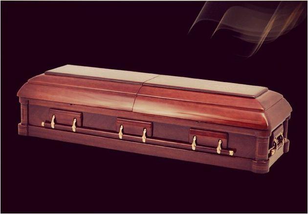 Заказать Отделка гробов