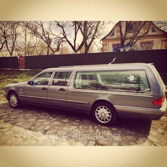 Заказать Аренда катафалка в Хмельницком и Хмельницкой области