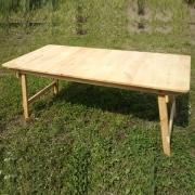 Заказать Стол деревянный раскладной