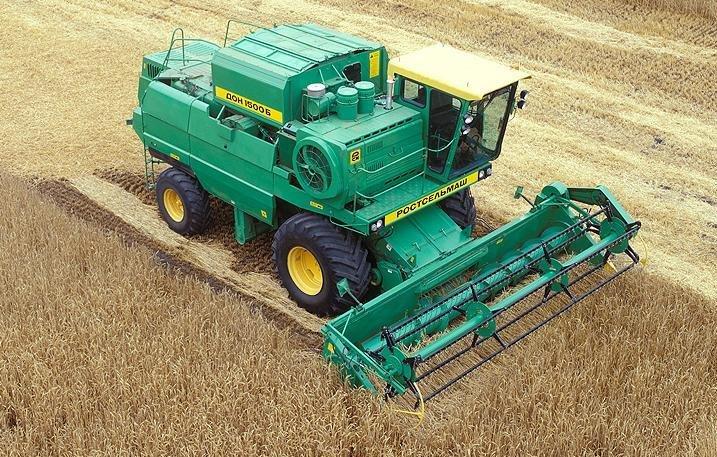 Заказать Уборка зерновых