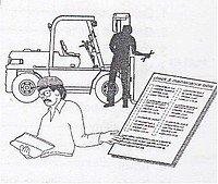 Заказать Диагностика и ремонт двигателей погрузчиков Toyota,Komatsu, Nissan, TCM, balcancar, Linde.