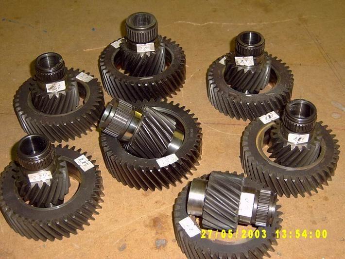 Изготовление зубчатых передач по чертежам заказчика, а также запасных частей на редукторы