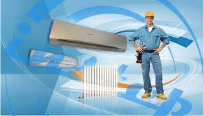 Заказать Профилактическая читска канальных кондиционеров, кассетных, подпотолочных кондиционеров