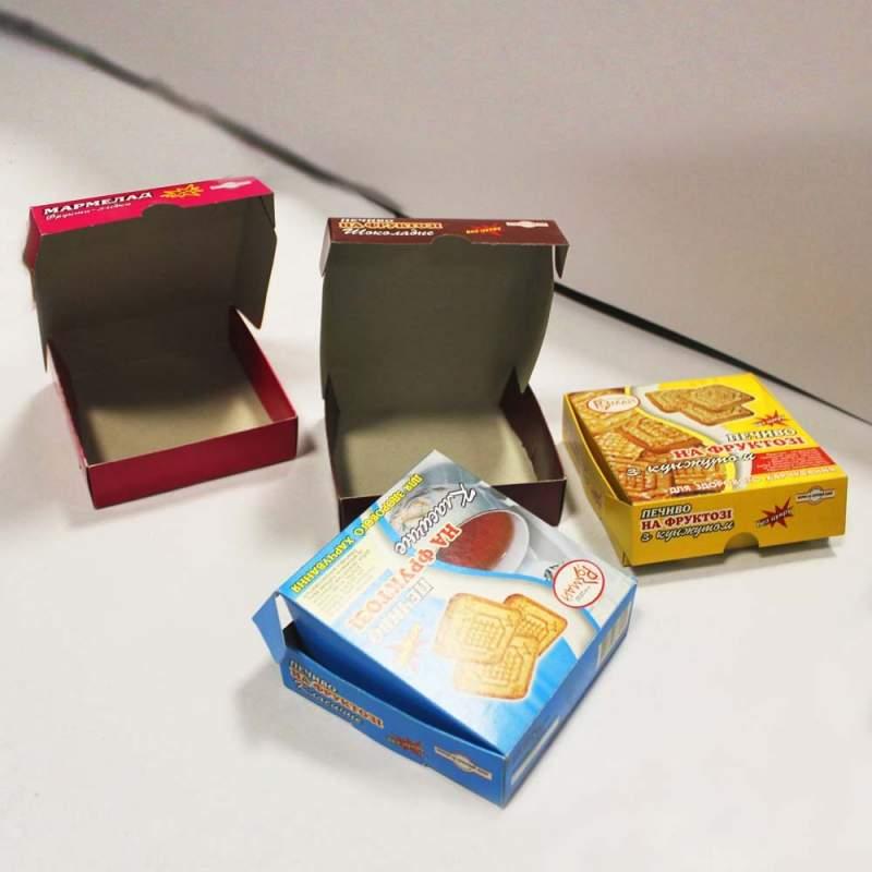 Упаковка из картона производство Хмельницкий