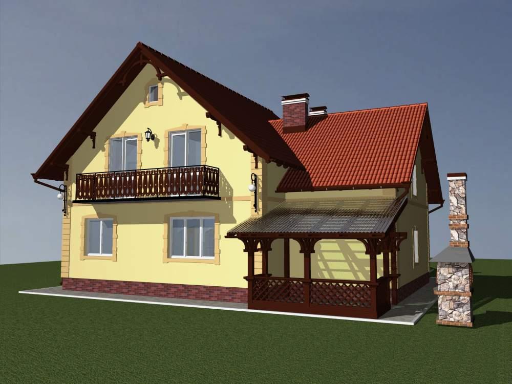 Заказать Проектирование домов Украина