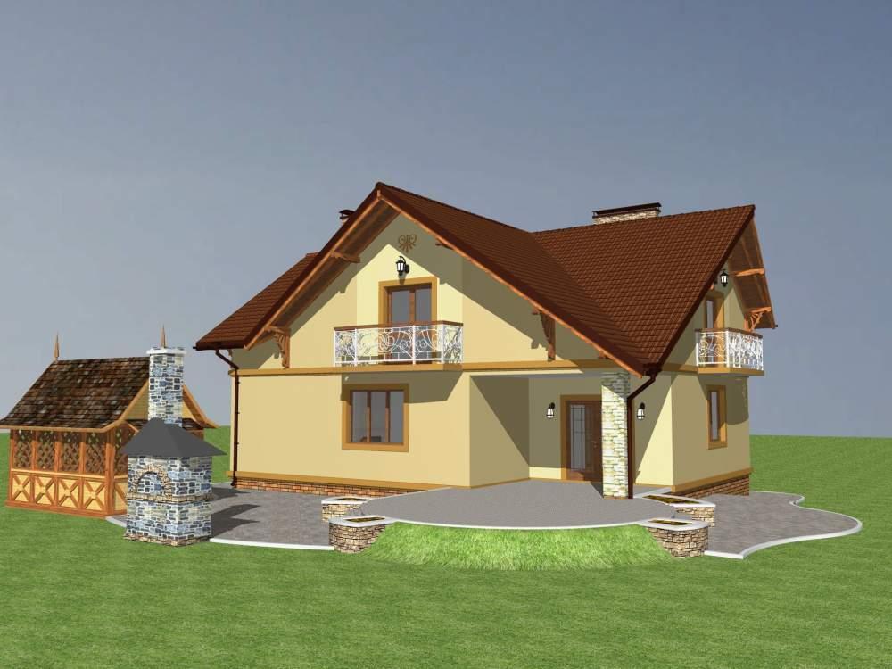 Заказать Проектирование и строительство домов Украина