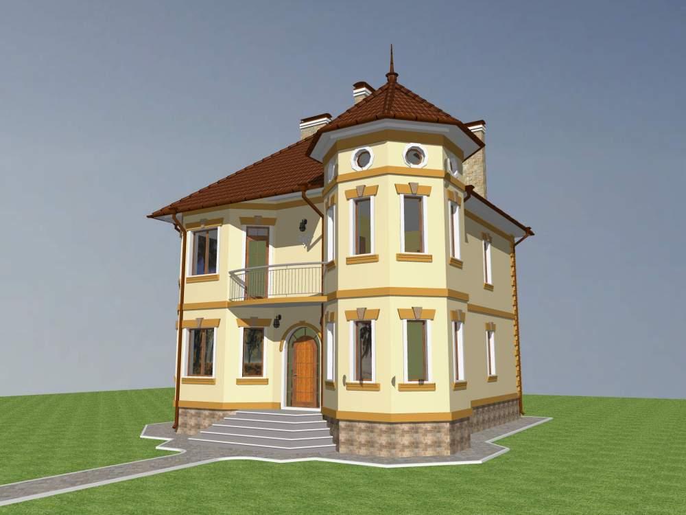 Заказать Проектирование домов Киев Харьков