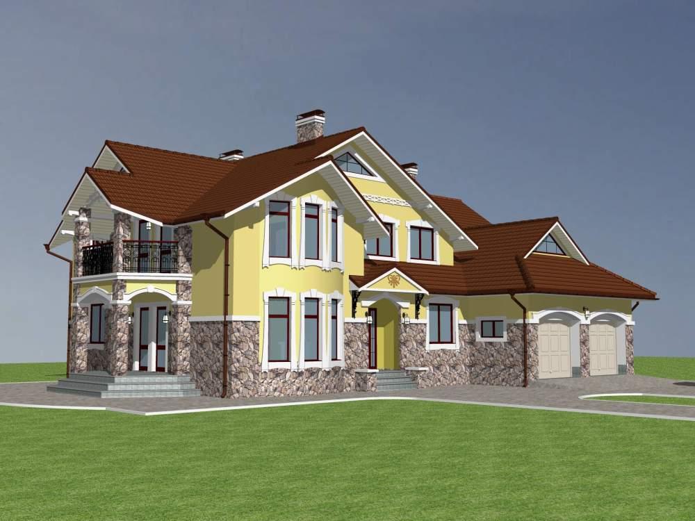 Заказать Проектирование частных домов Украина