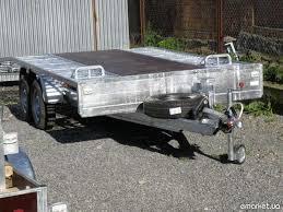 Заказать Изготовление прицепов автомобильных