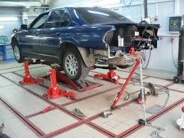Заказать Ремонт машин після дтп сучасним обладнанням. СТО Коломия