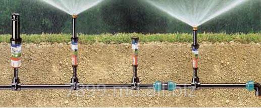 Заказать Услуги по установке систем автоматического полива