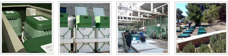 Order Sewage treatment Bioprotsessor