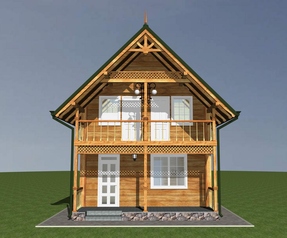 Заказать Создание каркасных домов Украина