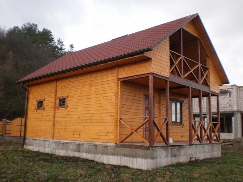 Заказать Строительство загородных домов из бруса