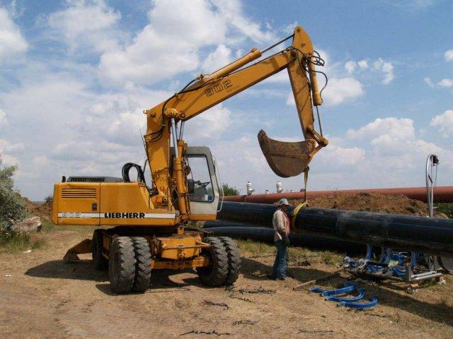 Строительство и монтаж трубопроводов Одесса Украина
